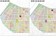 日照市高新区片区(DG-GX)控规调整 4地块用地性质改变