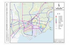 董家口港城交通体系空间规划及重要道路节点规划公布
