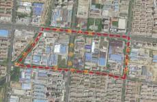 威海经区豪顿华周边地段(Chg—32/33街坊)控规调整