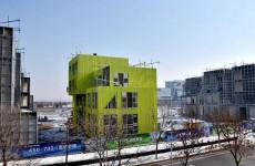 高新区大荣生态科技园强强联合 领跑生态产业园区