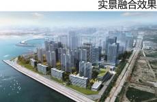 灵山湾悦府规划公布 拟建14栋住宅含人