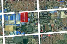 胶州三里河丁家庄村西规划住宅改为建设体育场馆