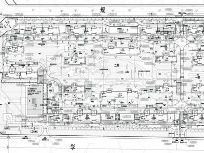 招商学府1,2期平面图