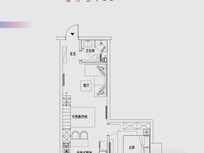 中央公园里户型图 (5)