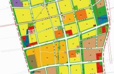 胶州站前大道附近控规发布 定位城市复合居住区