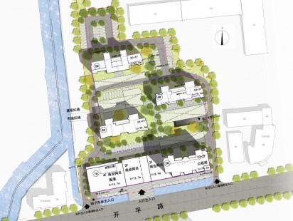 绿城和锦诚园平面图