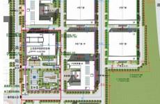 胶州上合技术创新综合体规划公布 有4栋公寓和厂房