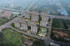 胶州中昂祥云府规划公布 拟建11栋高层住宅